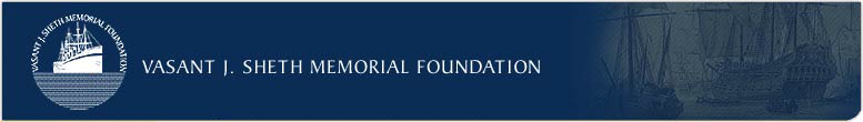 VASANT J. SHETH MEMORIAL FOUNDATION